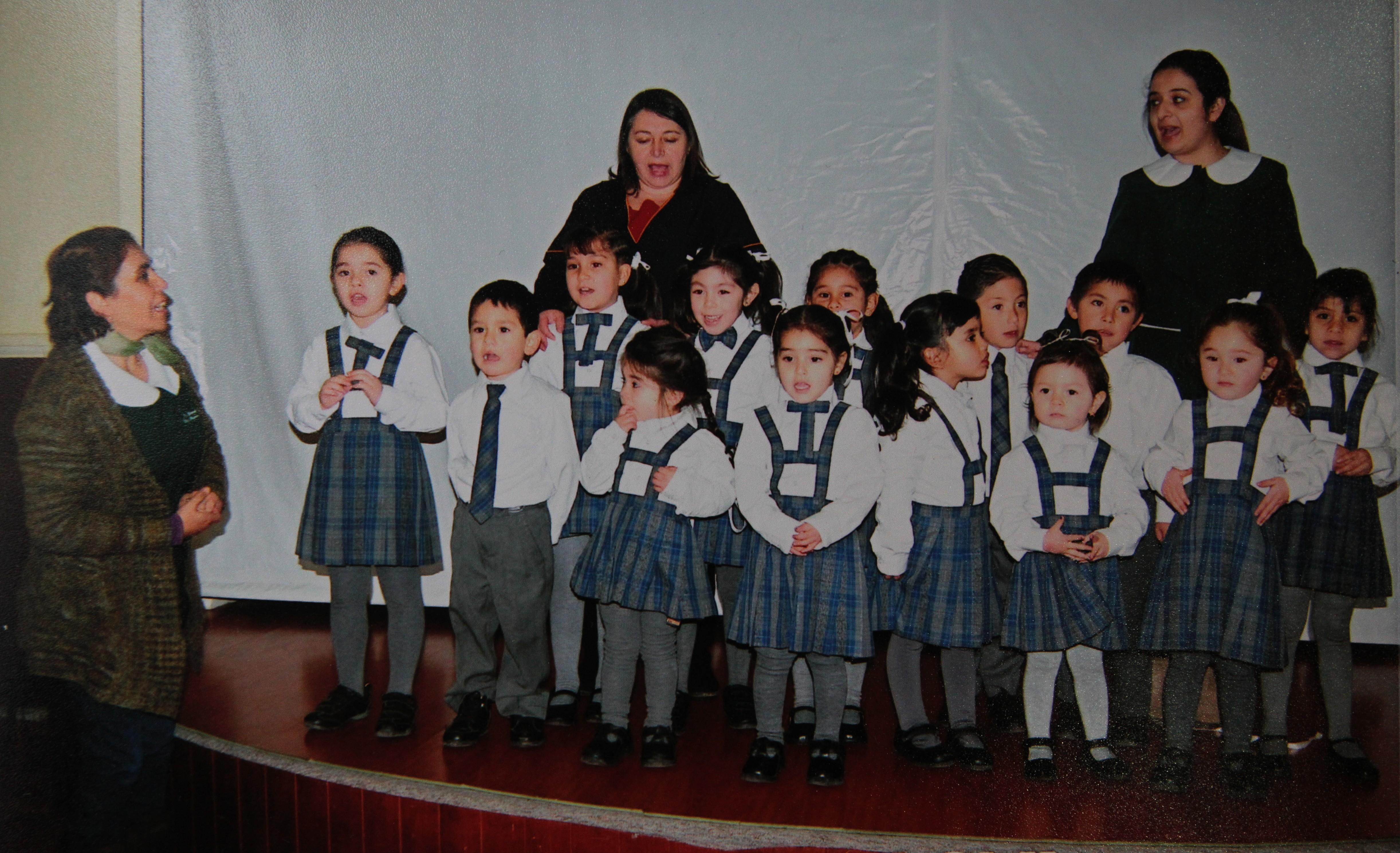 1- Jardín infantil Melody