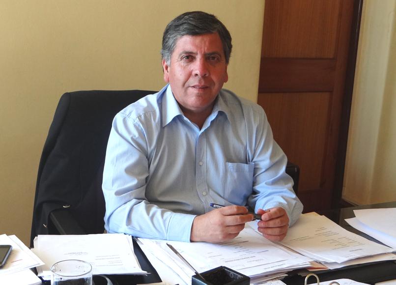 Carlos Soto asegura que Rengo es la mejor opción para ser sede de la Universidad Regional.