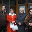 Iván Tapia, Genoveva Zúñiga, Juan Osorio, Silvana Osorio.