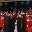 En el salón  auditorio de la Municipalidad se realizó la ceremonia de celebración del 49º aniversario de la filial Rancagua del voluntariado Damas de Rojo.