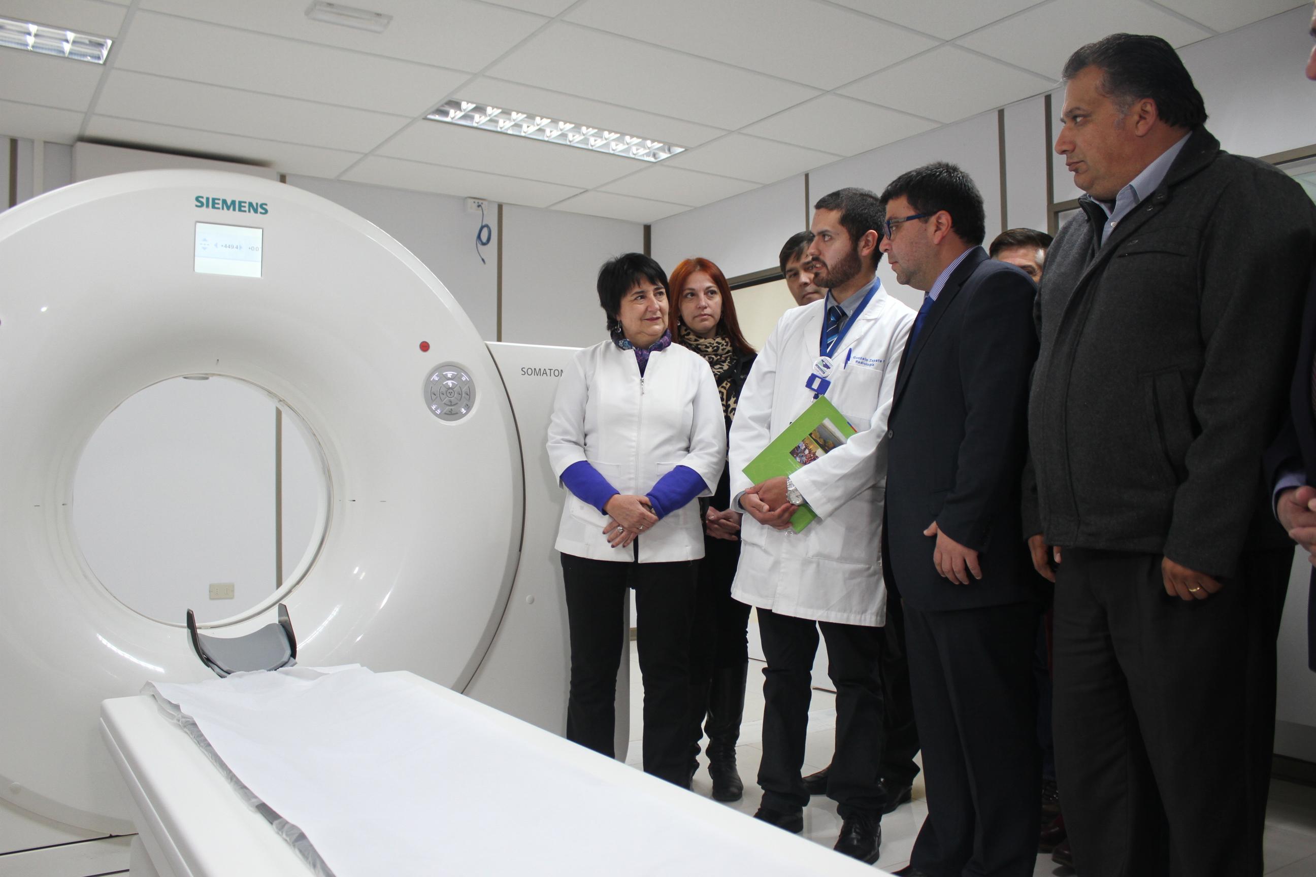 Visita subse, R.A. a Hospital San Fernando (1)