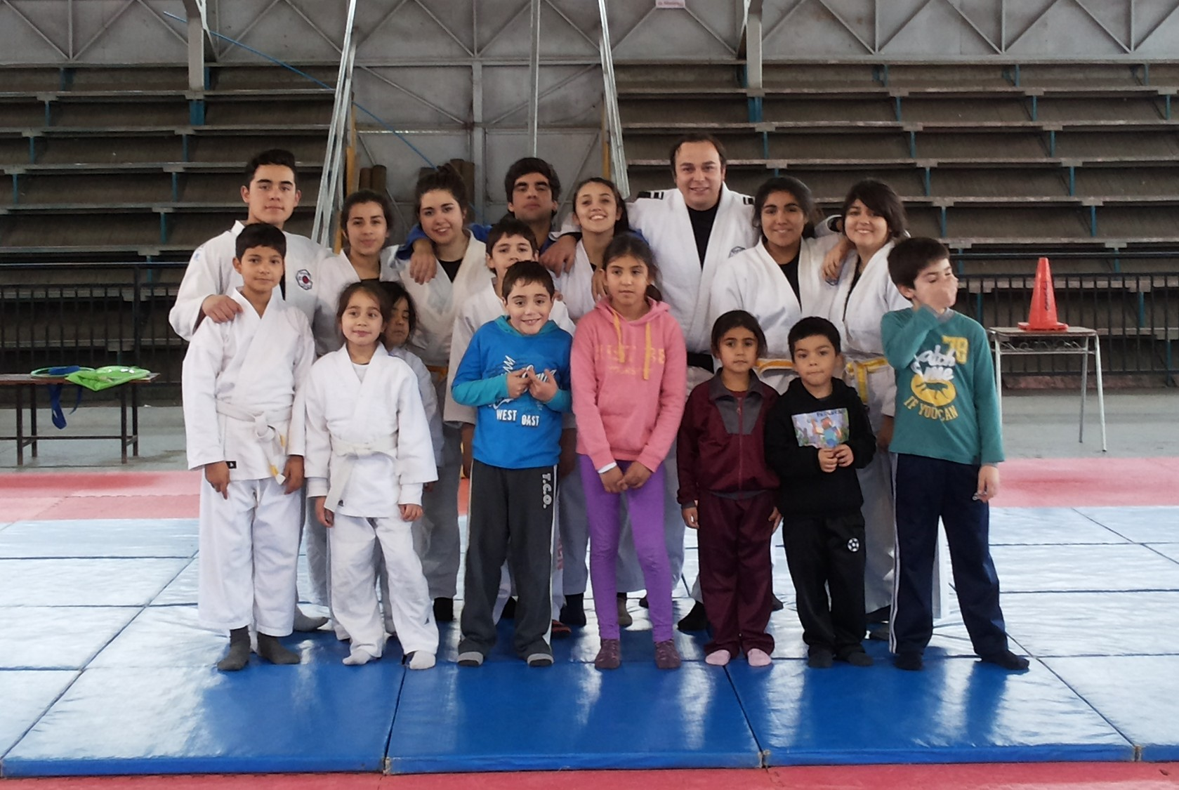 judo rancagua