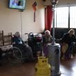 La casa de acogida atiende a 19 abuelitos.