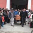 Vecinos de Graneros despidieron a trabajador contratista