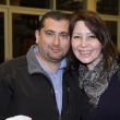 Juan Carlos Alfaro y Claudia Bartel.