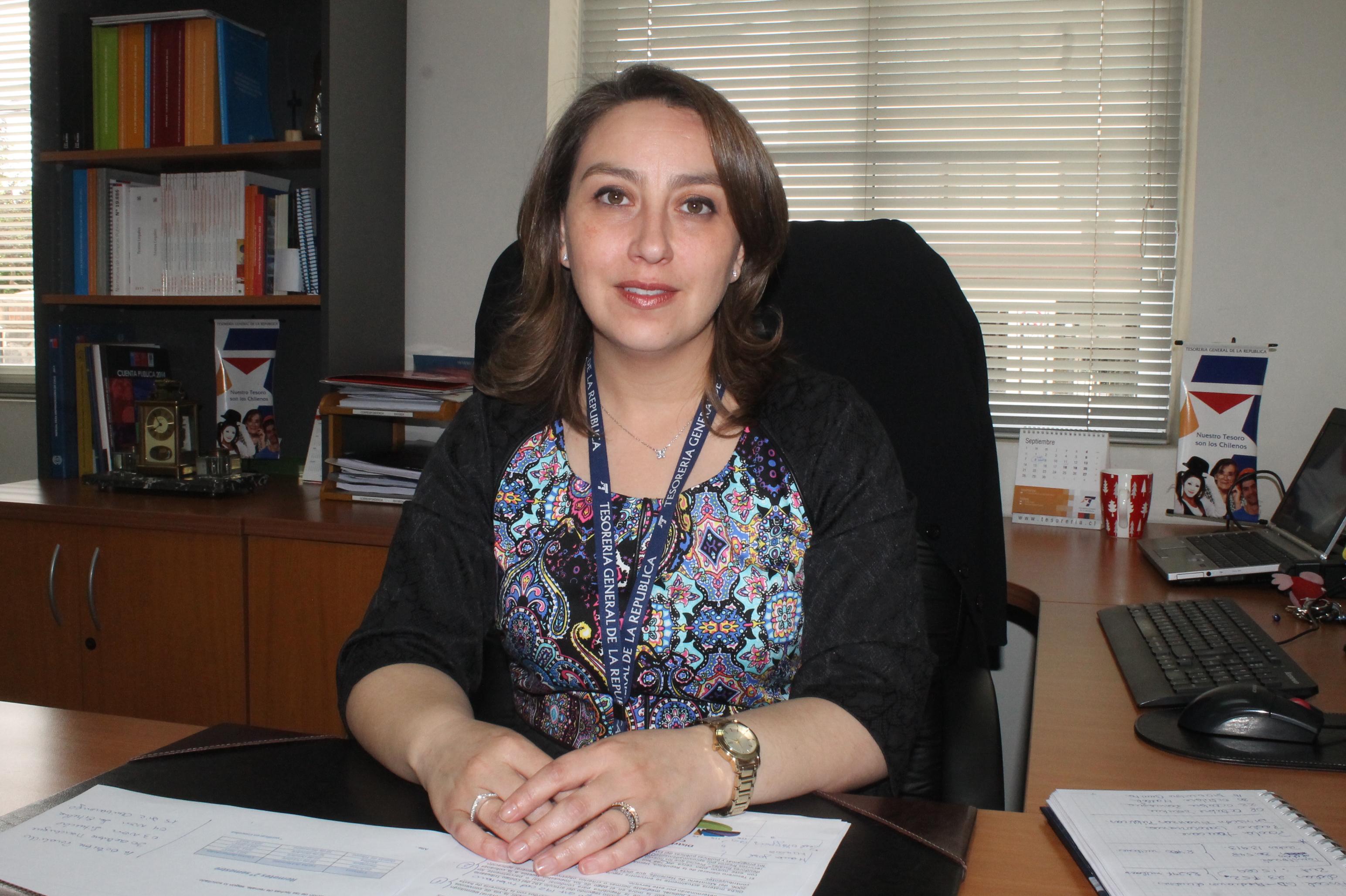 directora regional tesorería