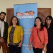 Claudia Zuñiga, Lily Chávez Paredes, Gabriela Wagner y Daniel Dowling de Papinotas.cl.