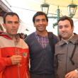 Rodrigo Domínguez, Cristian Reyes y Noe Hormazábal.