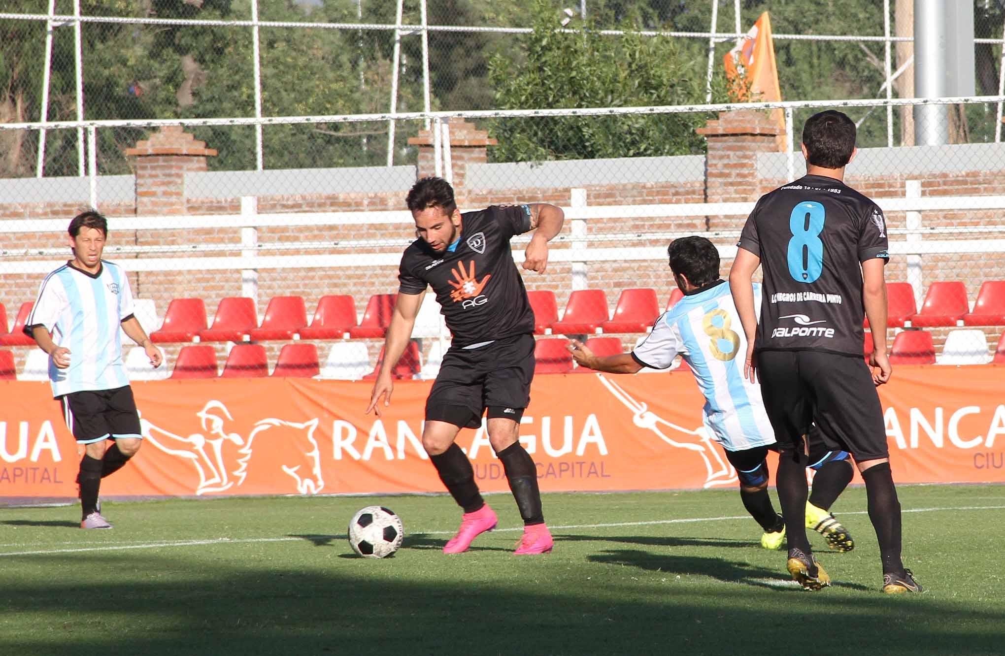 Campeonato de Los Barrios Rancagua