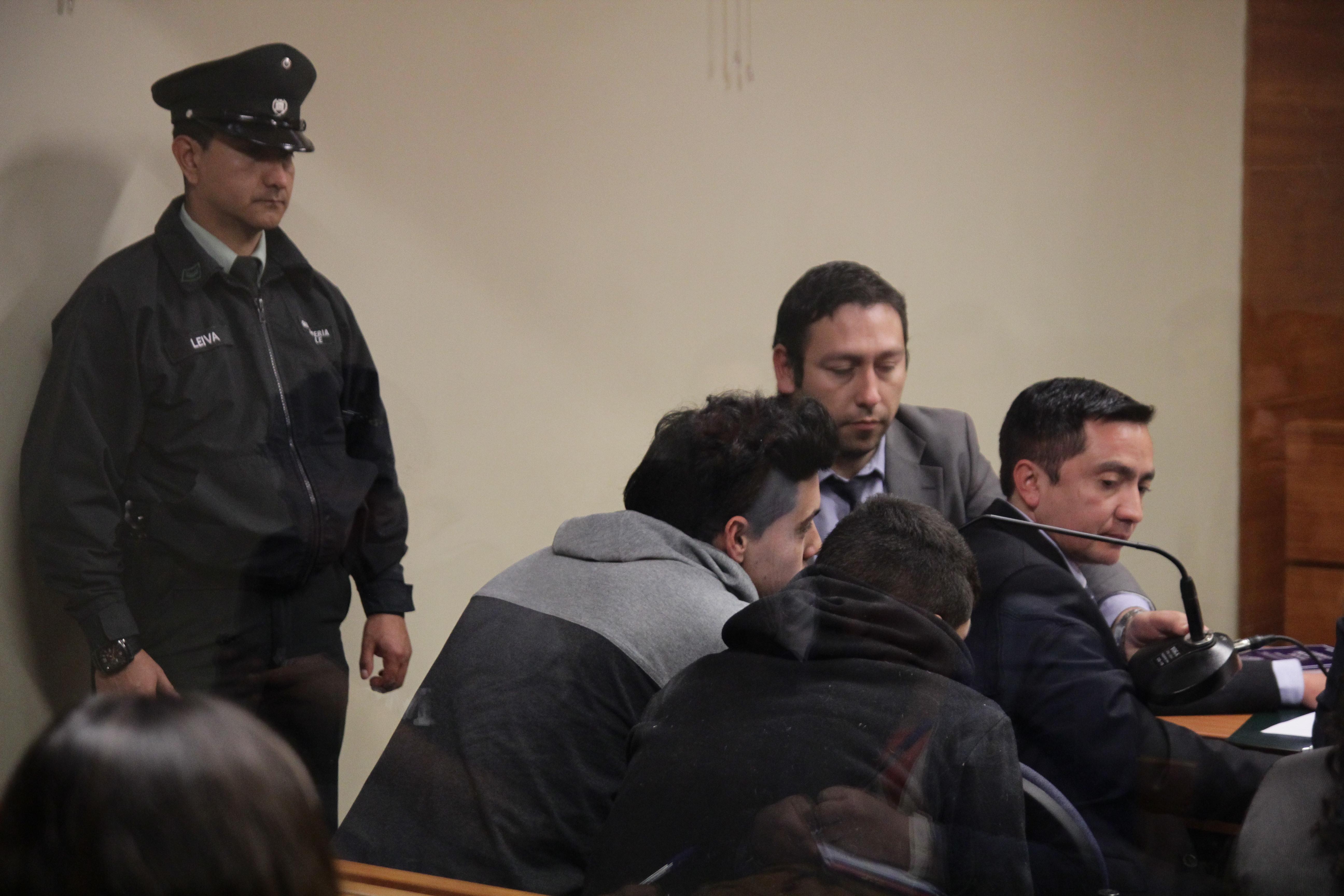 La audiencia será para revisar las medidas cautelares (prisión preventiva) de los imputados.
