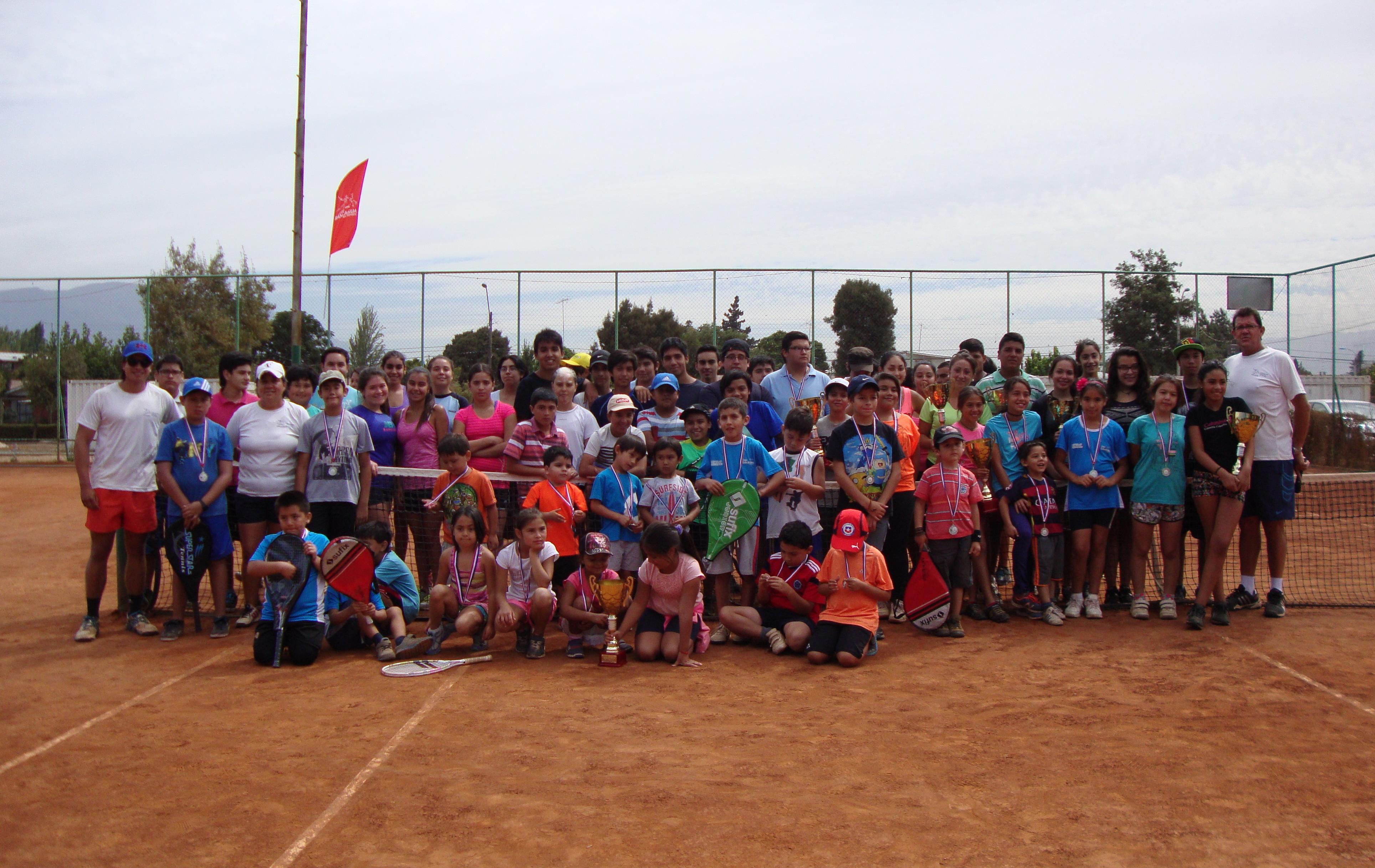 torneo de tenis rancagua