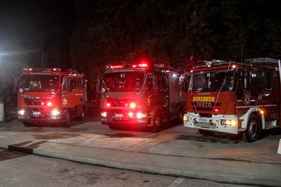 Foto nota bomberos