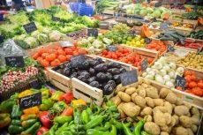 Frutas y verduras por color