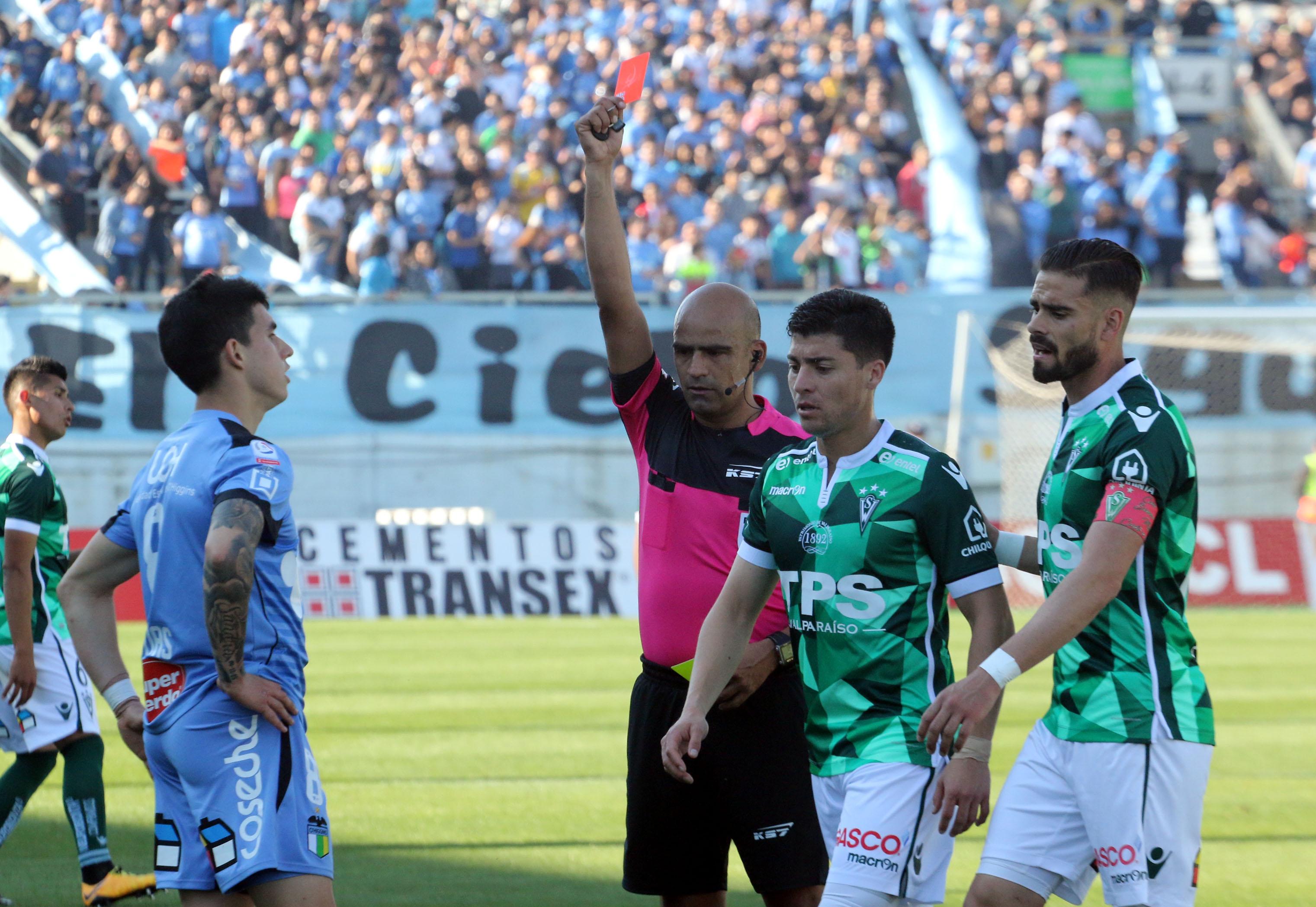 Santiago Wanderers se llevó la victoria ante un O'Higgins que aún no encuentra la línea - El Rancagüino
