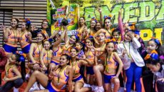 escuela municipal de cheer leader
