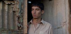 """El actor Michael Silva en la película """"El Cristo Ciego"""""""