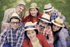 El Grupo Zapallo (en la imagen), Tryo Teatro Banda y también actividades educativas en colegios, son parte de la programación de Toccata.